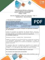 Guia de actividades y Rúbrica de evaluación - Fase 1 Realizar Prezi - Reconocimiento