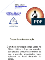 Ventosaterapia manual