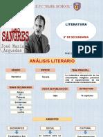 ANÁLISIS LITERARIO DE TODAS LAS SANGRES