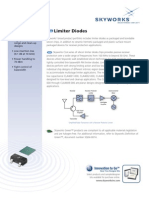 LIMITERS DIODES
