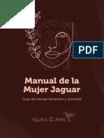 Kalina Cunha - Manual de La Mujer Jaguar.pdf