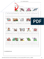 cvc 1 - Interactive worksheet