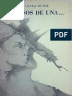 Clara Beter (1926) Versos de una...