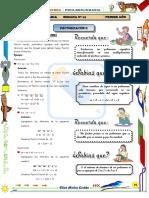 12  - Factorización II