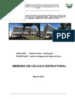 4.1 Mem Calculo Estructuras