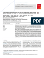 Comparison of home fortification with two iron formulations among Kenyan children