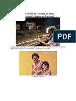 Historia de la música Colombiana