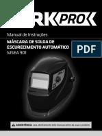Manual mascara Tork MSEA901STPW