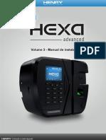 HEXA ADV - V3 - Manual de Instalacao
