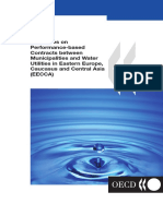OCDE - Guidelines on Performance-based Contracts