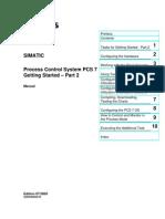 Process Control System PCS 7 Part2