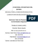 PARC. DOMIC.SEM.TALLER DE PLANEAM.ACTIV INTEGR.  L.E.I.  2018.fa