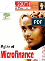 Myths of Micro Finance Global South Development Magazine Jan 2011