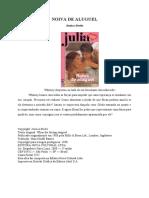 Julia no. 548 - Noiva de aluguel - Jessica Steele