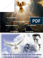 Reflexiones y Oraciones al Espíritu Santo