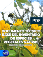 Documento Tecnico Especies Vegetales Nativas