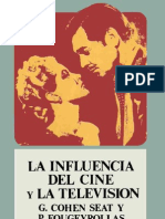 La Influencia Del Cine Y La Television - Cohen & Fougeyrollas