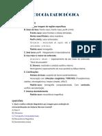 SEMIOLOGIA RADIOLÓGICA - Resumo + questões.docx