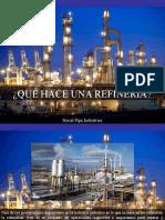 Hocal Pipe Industries - ¿Qué Hace Una Refinería?