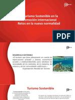 Presentación PROMPERÚ - Promocion Internacional Turismo Sostenible