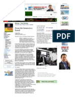 From the brains to a brand - Philippine Daily Inquirer, 23 Jan 2010