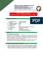 SILABO Manejo de pasturas  2020-I - Bautista