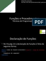 IFES-TP-Aula04-Funcoes&Procedimentos