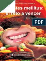 Diabetes mellitus el reto a vencer_booksmedicos.org