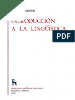 Eugenio Coseriu-Introducción a la lingüística  -Gredos (1986).pdf