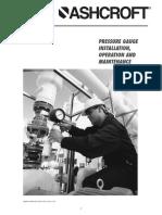 Ashcroft - pressuregauge