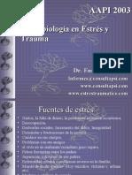 NEUROBIOLOGIA EN ESTRES Y TRAUMA