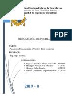 Resolución de problemas (2)