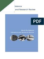 Work Life Balance (Autosaved).Doc1
