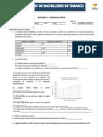Actividad1 Evaluación inicial de probabilidad y estadistica.