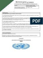 GUIA DE TRABAJO II-SOCIALES 10º-IIIP