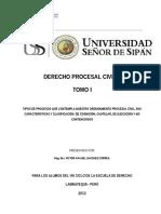 TEMAS Dº PROC. CIVIL II - 1º parte.pdf