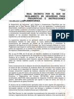 Regl. Instalaciones Frigorificas-2006