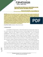 Contextualizaçôes Estéticas e Históricas Em Mulheres De Cinzas