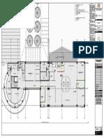 ARQ 04. Plano de acabados - pisos y muros