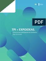 PROTOCOLO PARA PARTICIPACIÓN ESTUDIANTES TPI+EXPOIDEAS(2)