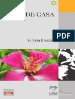 AMA DE CASA (Poesía)