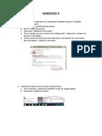 Ejercicios Practicos 3,4 y 6
