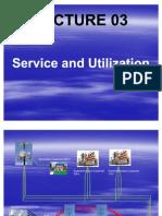 Lec 03a#Service Utilization