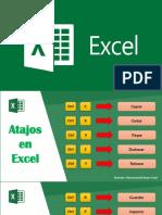 Sesión 2 - Atajos de Excel
