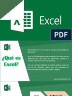 Sesión 1 - Introducción de Excel