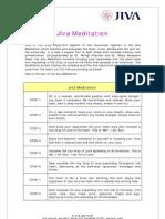 Jivananda-meditation