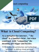 final cloud