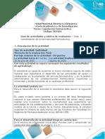 Guia de actividades y Rúbrica de evaluación - Unidad 1, 2 y 3 - Caso 5 - Consolidación de la Normatividad Farmacéutica (3).pdf