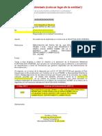 Informe de no duplicidad de proyectos RCC