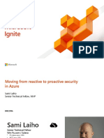 BRK2096_Reactive_to_proactive_Security_Azure